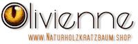 Luxus Katzen Kratzbaum Natur Holz | Design Katzenbaum, Natürlich & Schön-Logo